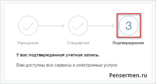 Госуслуги активация и инструкция через почту и регистрация