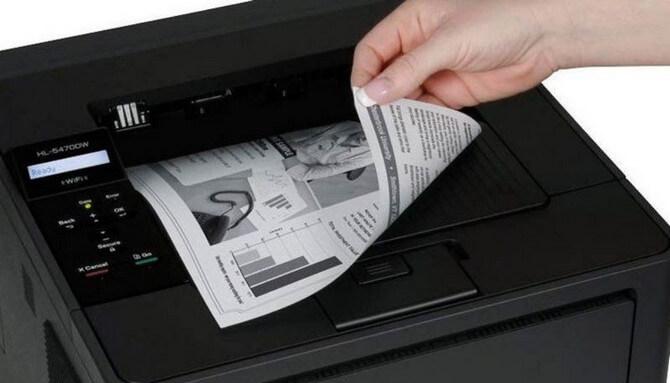 Принтер с дуплексом