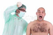 Медицинский юмор - доктор бьёт