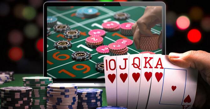 Игра через интернет в азартные игры