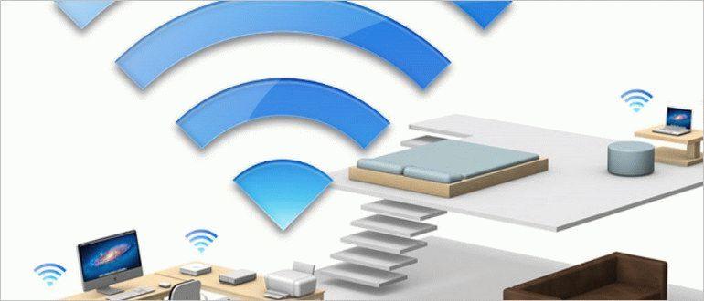 Компьютерная грамотность на ПенсерМен - Долой провода — домашняя сеть через WiFi роутер